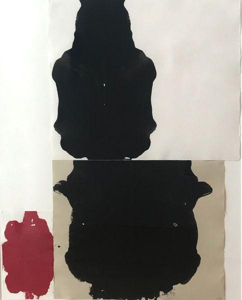 Untitled, Brown/Black