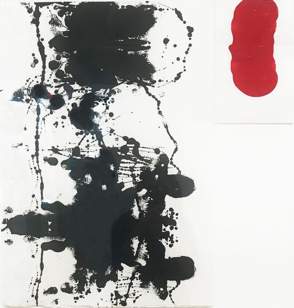 Untitled, Black/Red