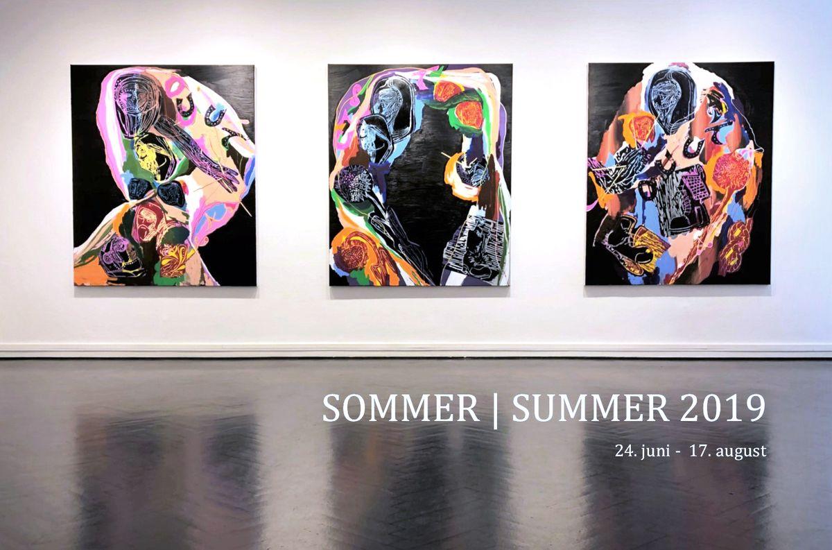 Summer exhibition 2019
