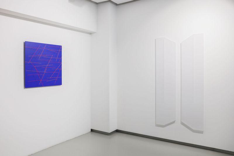 espace et tension, une selection d'artistes contemporains
