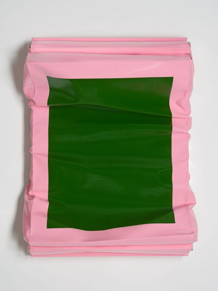 Layers - Small (Sap Green/Brilliant Pink)
