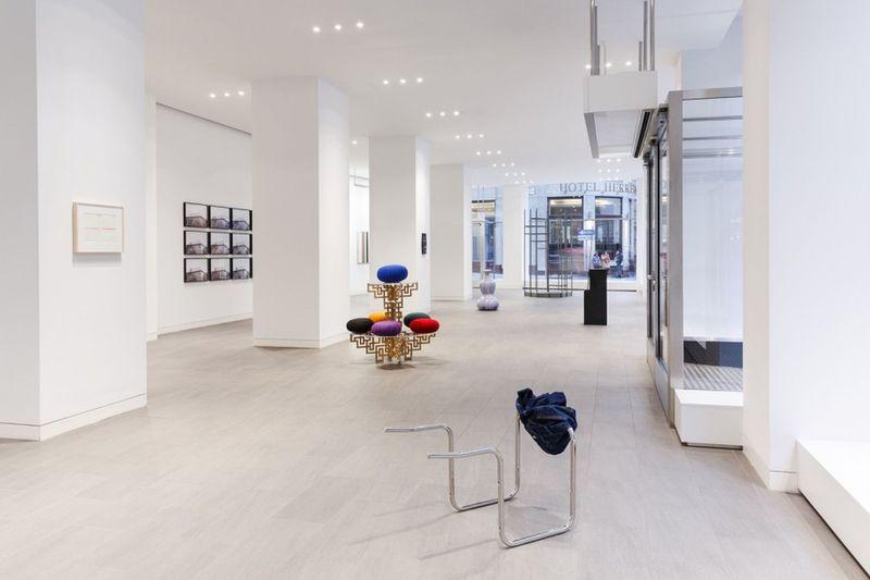 Galerie Martin Janda satellite at Hochhaus Herrengasse