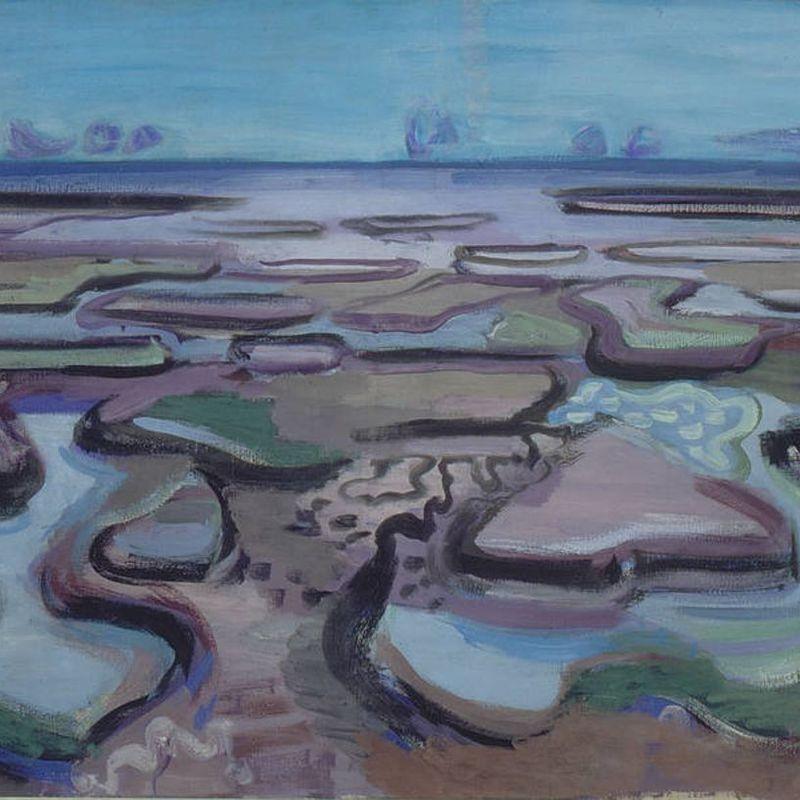 Das Wasser und die Kunst