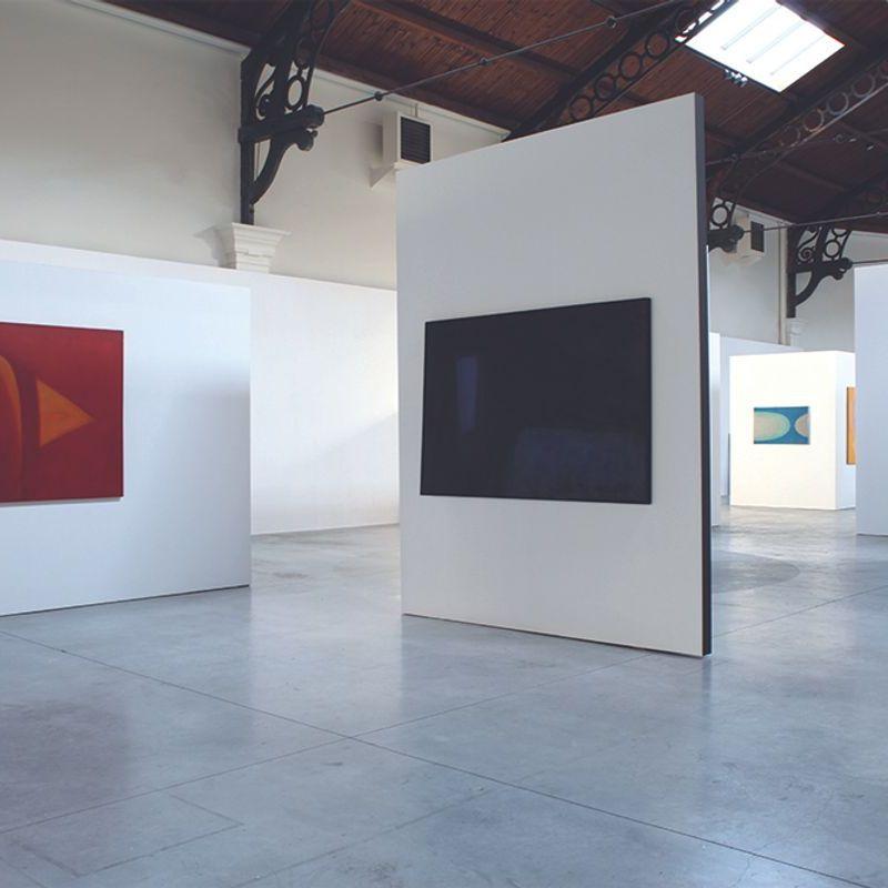 Painting Belgium   Abstractions en temps de paix (1945 – 1975)