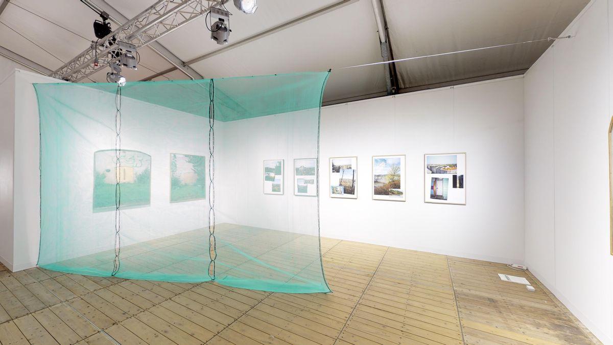 Exhibition for Enter Air Fair
