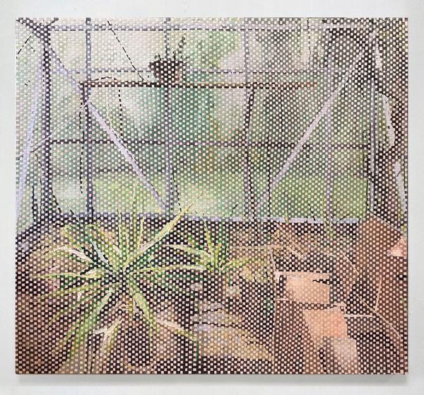 Bent's Greenhouse Weave by Ditte Ejlerskov, Galleri Specta