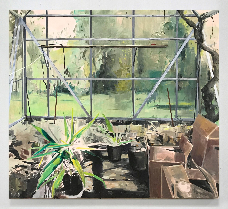 Bent's Greenhouse by Ditte Ejlerskov, Galleri Specta