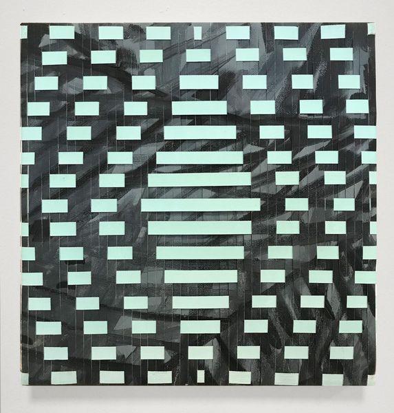 Palm Code 3 by Ditte Ejlerskov, Galleri Specta