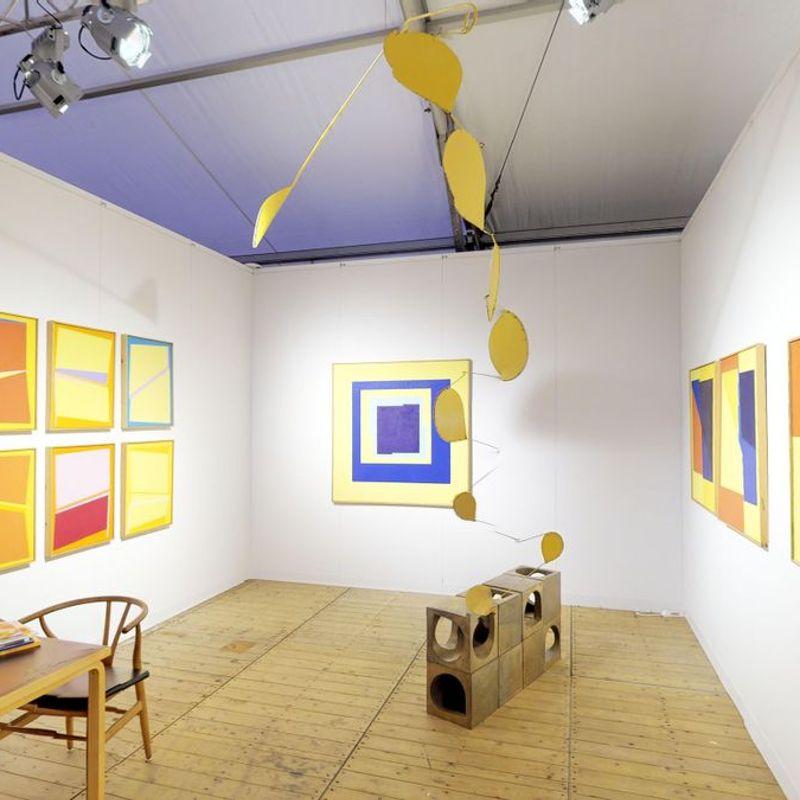 Exhibition for Enter Art Fair I Part 2