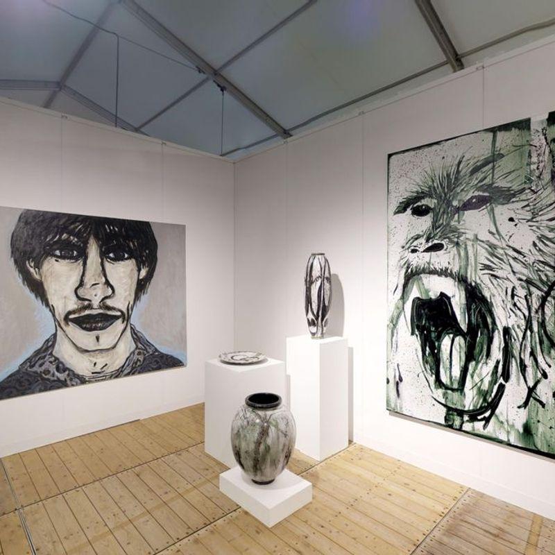 Exhibition for Enter Art Fair I Part 1