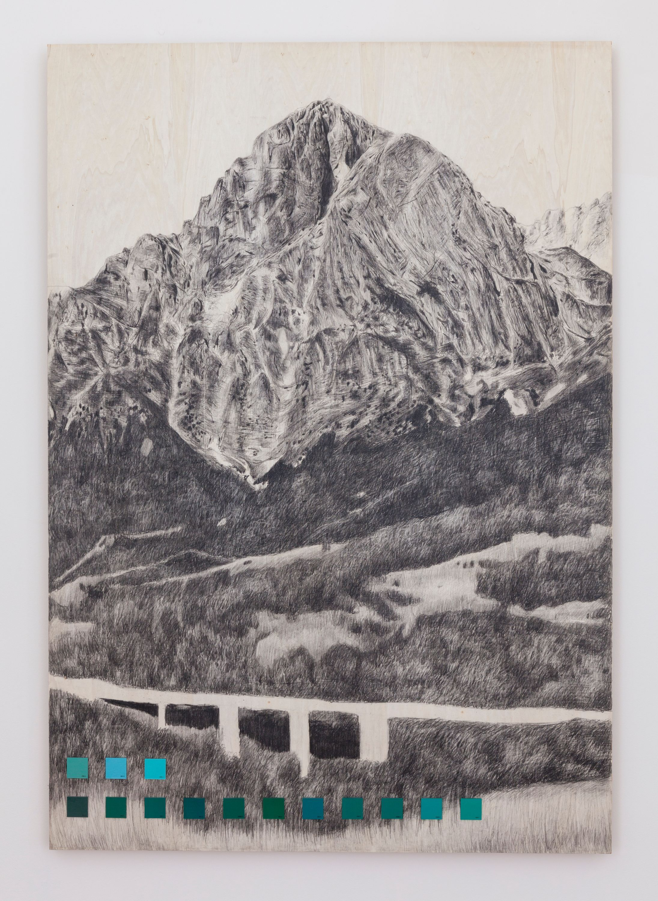 Welcome to Gransasso / 1 by Giuseppe Stampone, MLF | Marie-Laure Fleisch, Brussels (2 of 2)