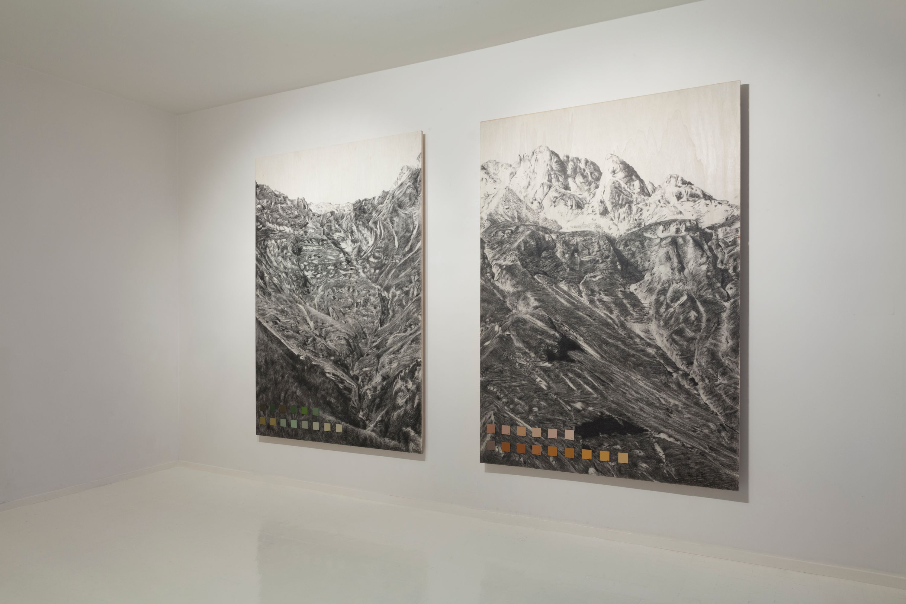 Welcome to Gransasso / 7 by Giuseppe Stampone, MLF | Marie-Laure Fleisch, Brussels (2 of 4)