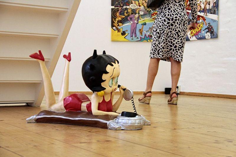 POP EYE Internationalt Pop Art Show