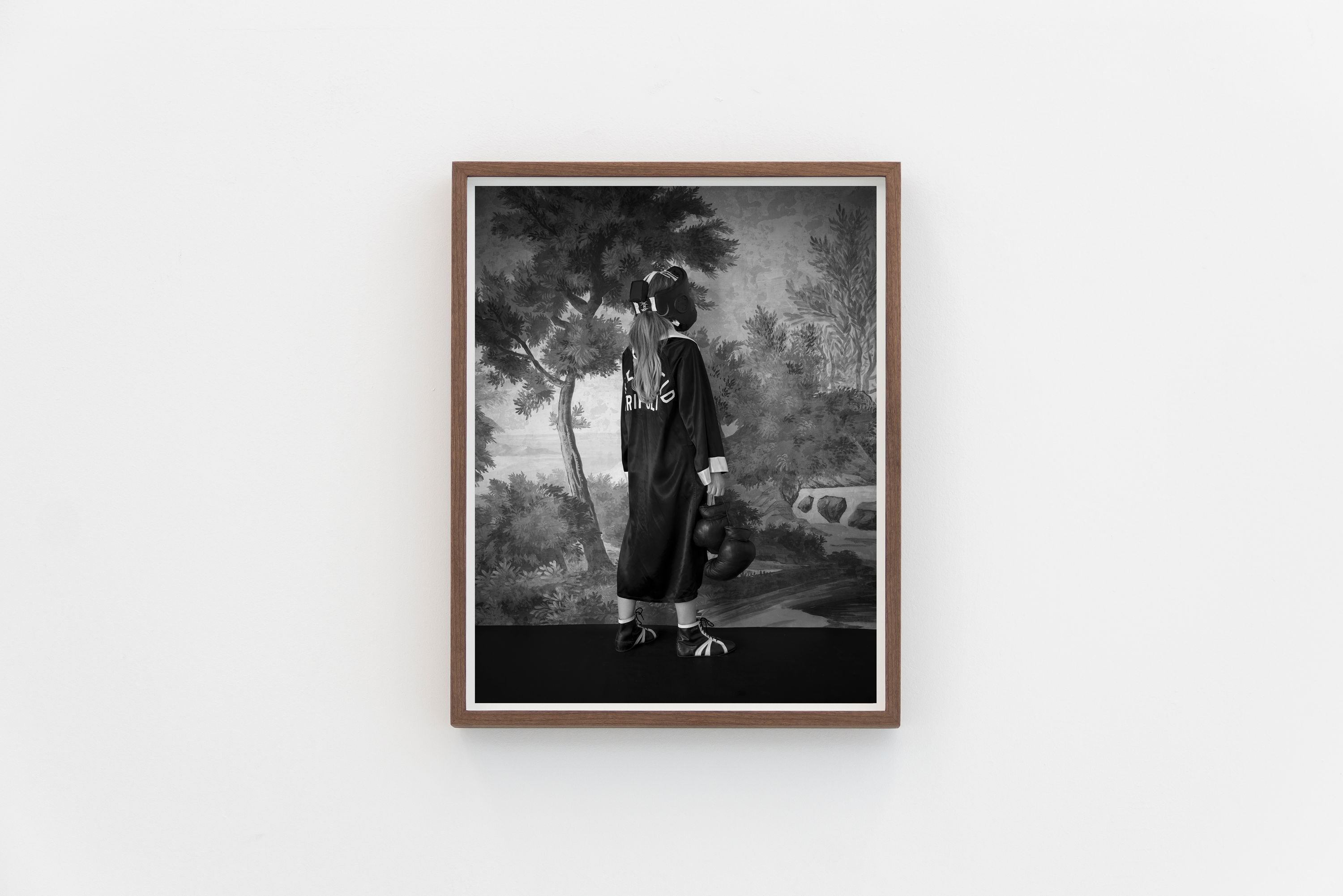 Fight Series No. 35 by Anja Niemi, The Ravestijn Gallery