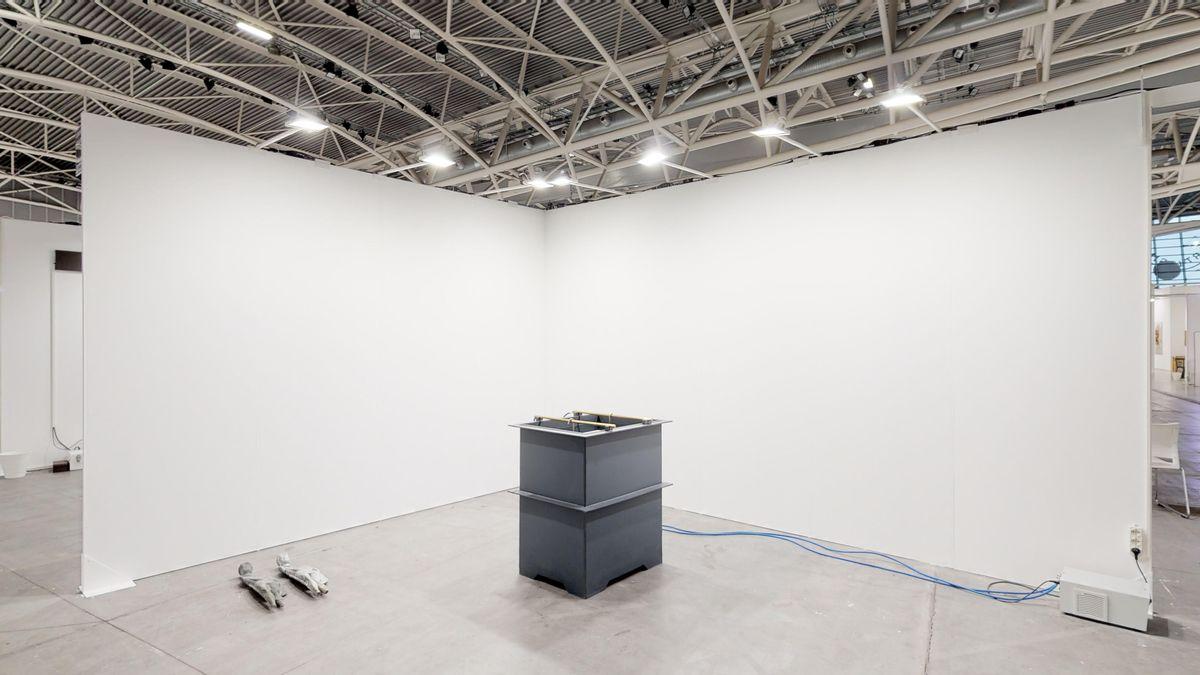 Exhibition for Artissima   Present Future