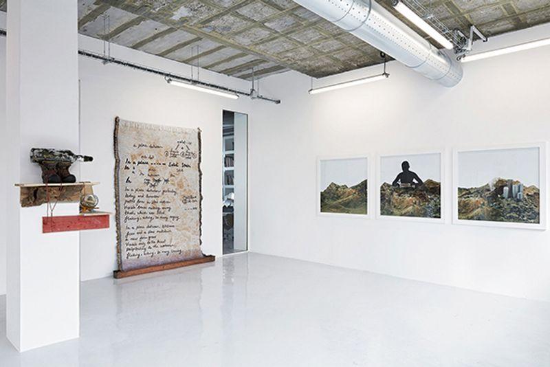 STOP - Exposition collective des Artistes de la Galerie