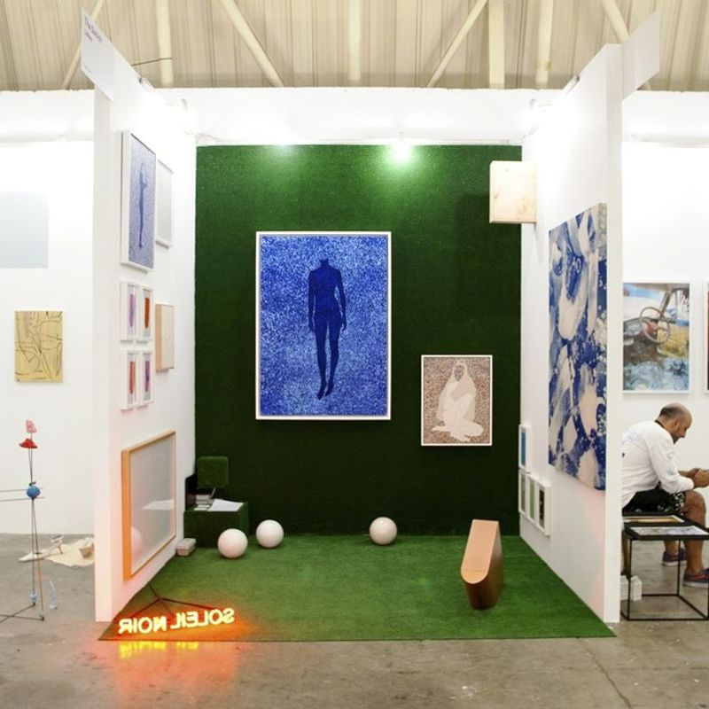 Swab Barcelona Art Fair 2018