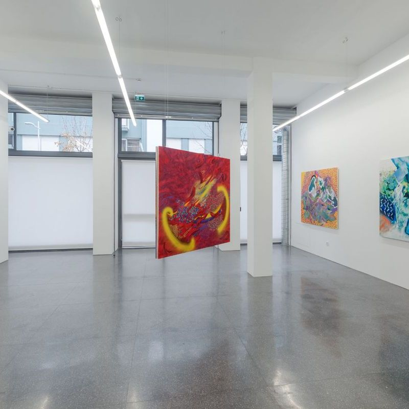 Lehmann + Silva gallery