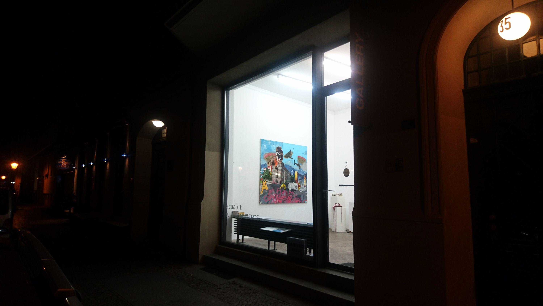 Starchaser by Hugo Stuber, aquabitArt gallery | Berlin (4 of 4)