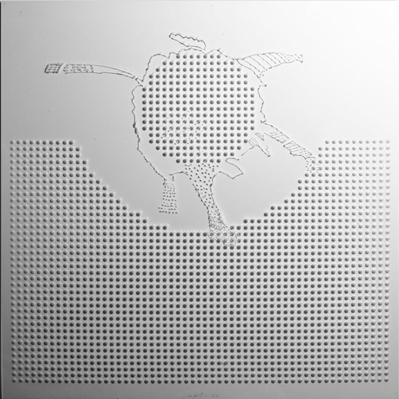 strutturazioni Tissurali by Ugo La Pietra, E3 arte contemporanea
