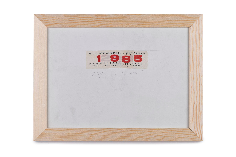 Calendario by Alighiero Boetti, Tommaso Calabro Gallery