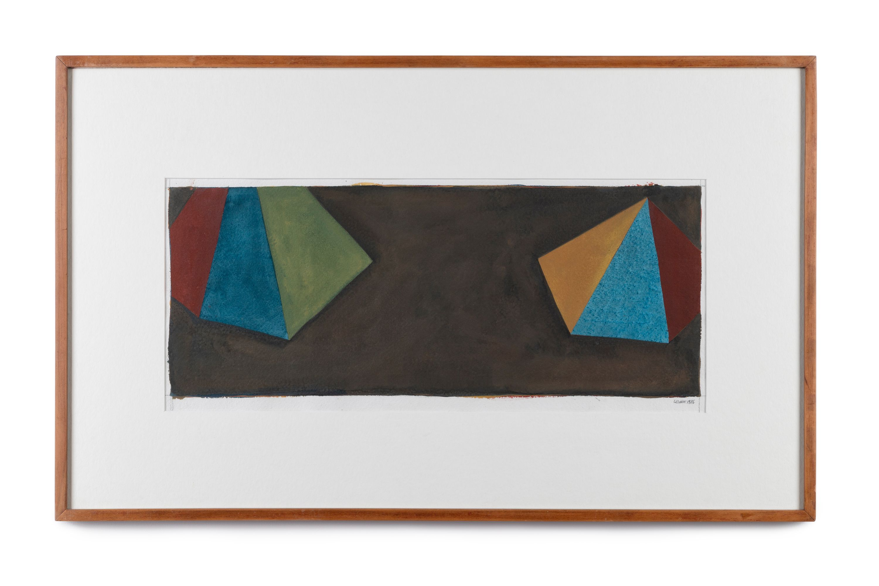 Untitled by Sol Lewitt, Tommaso Calabro Gallery