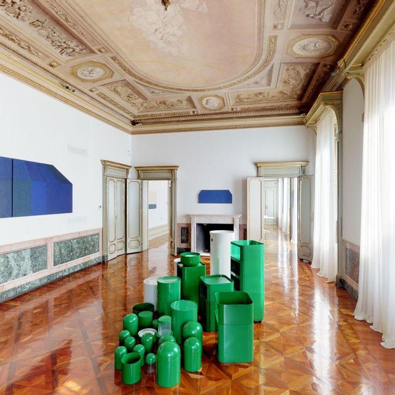 Rodolfo Aricò / Anna Castelli Ferrieri. L'amore per il progetto.