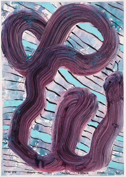 Merike Estna, Daily Painting no 146