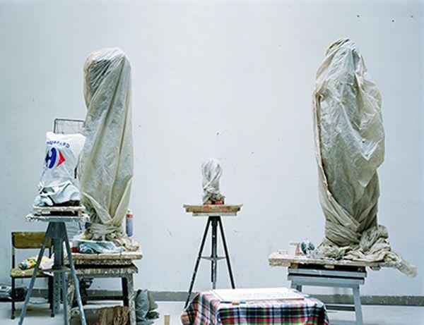 Sculpture I Krakow by Leonora Hamill, Podbielski Contemporary