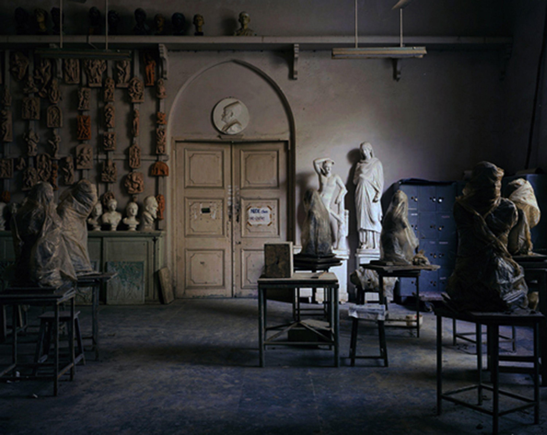 Sculpture II Bombay by Leonora Hamill, Podbielski Contemporary