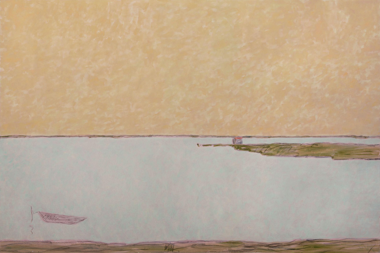 Le mois de septembre by Vincent Bioulès, Galerie La Forest Divonne | Paris