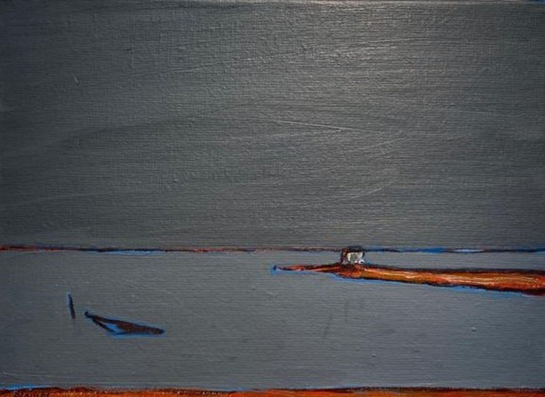 Le vent marin by Vincent Bioulès, Galerie La Forest Divonne   Paris