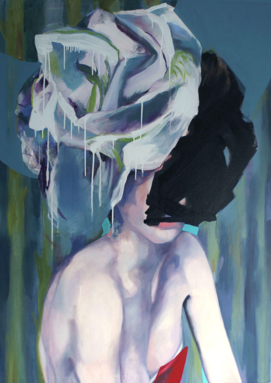 Dans les bois by Nathalie Pirotte, Husk Gallery