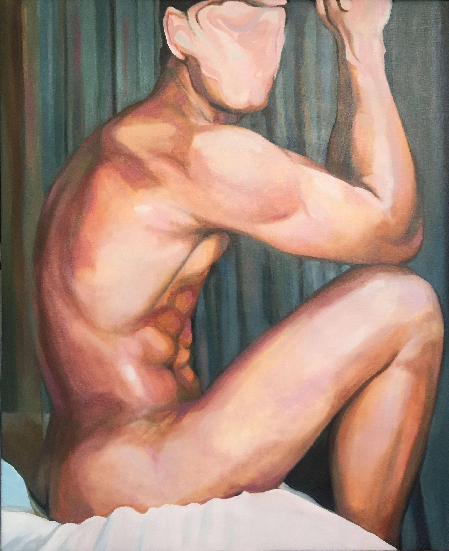 Body (Bubblegum Man) by Nathalie Pirotte, Husk Gallery