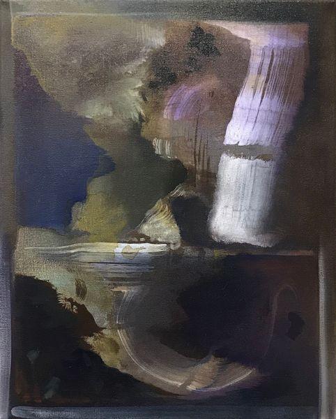 Reflection (Cave Light IV.)