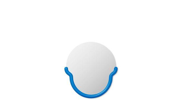 Bogin Mirror Medium Blue