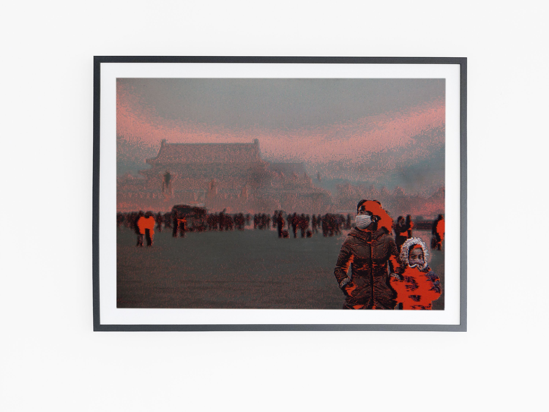 REDBUG I CHING PROJECT #01 CHINA by Luigi Boccadamo, Galleria Ramo