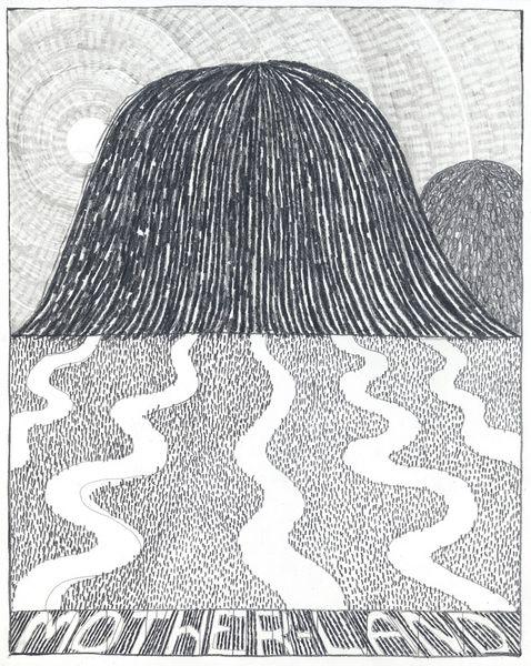Mother Land by Benjamin Degen, Galleria Anna Marra