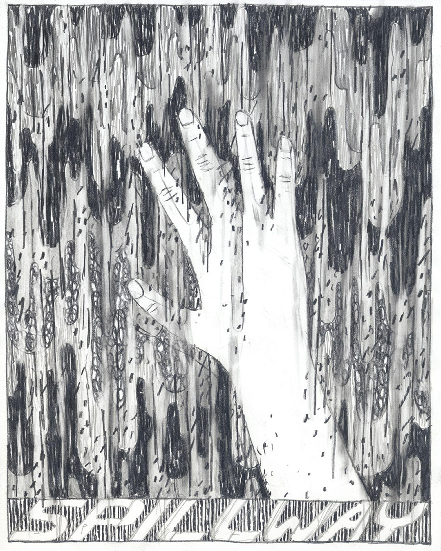 Spillway by Benjamin Degen, Galleria Anna Marra
