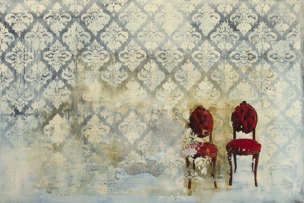 Via di qui by Veronica Botticelli, Galleria Anna Marra