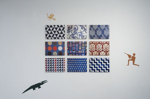 Pattern Stencils 1991-1999