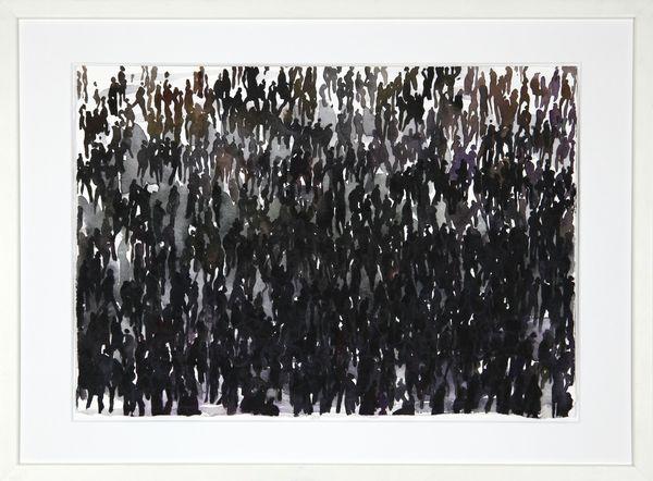 Untitled (Foule, 19J)