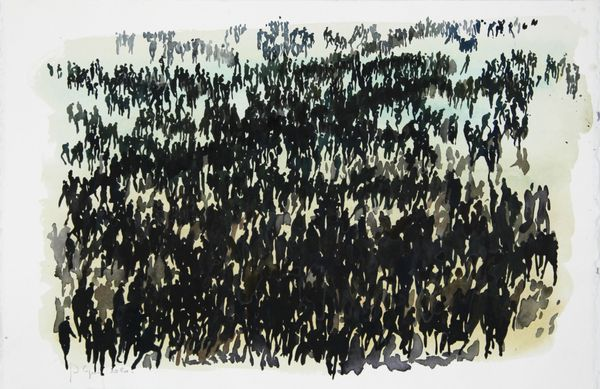 Untitled (Foule A20)