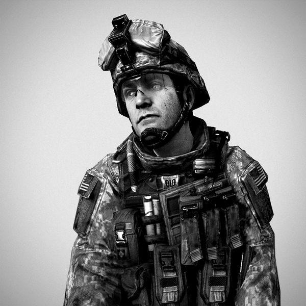 Pvt Golden, série First Person Shooter
