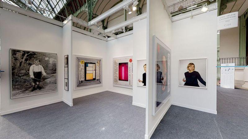 Exhibition for Paris Photo