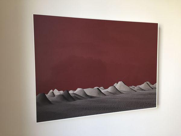 Sonic landscape (Exploration n°0402) by Mauren Brodbeck, Lasgalerie (5 of 5)