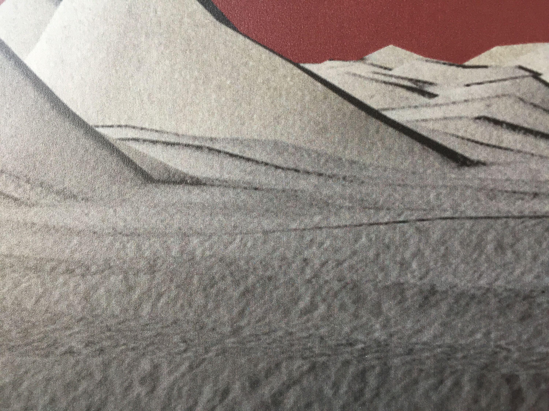 Sonic landscape (Exploration n°0402) by Mauren Brodbeck, Lasgalerie (3 of 5)