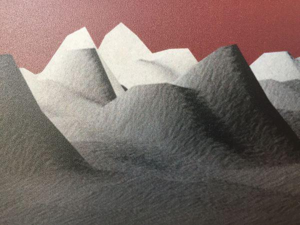 Sonic landscape (Exploration n°0402) by Mauren Brodbeck, Lasgalerie (4 of 5)