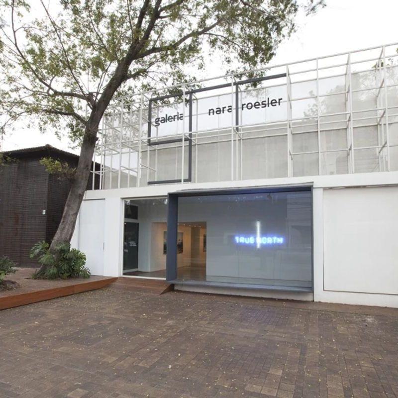 Galeria Nara Roesler   São Paulo