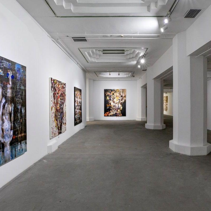 Pearl Lam Galleries   Hong Kong, Pedder Building